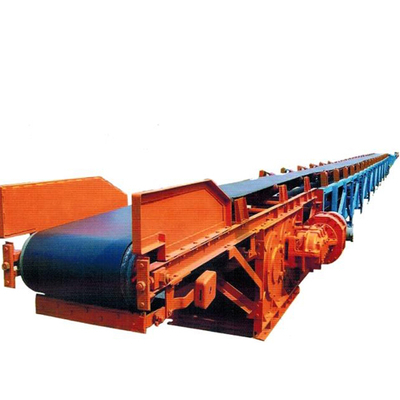 DX steel wire rope core strength Belt Conveyor
